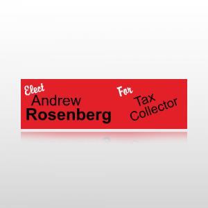 Tax Collector Bumper Sticker 2 - Bumper Sticker
