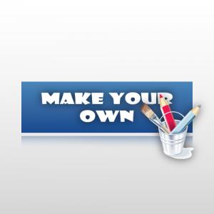 Design Your Own Bumper Sticker - Bumper Sticker