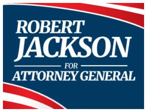 Attorney General (GNL) - Yard Sign