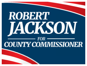 County Commissioner (GNL) - Yard Sign