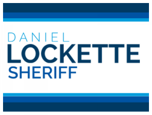 Sheriff (CNL) - Yard Sign