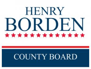 County Board (LNT) - Yard Sign