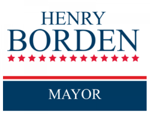 Mayor (LNT) - Yard Sign