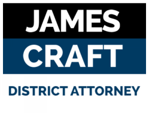 District Attorney (SGT) - Yard Sign