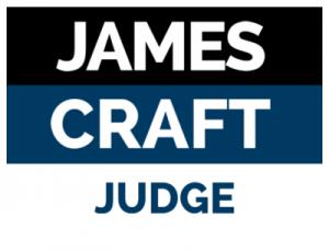 Judge (SGT) - Yard Sign