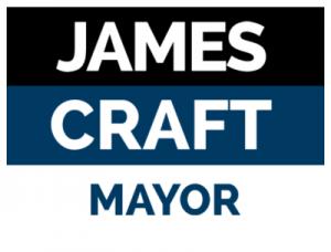 Mayor (SGT) - Yard Sign