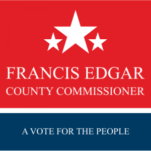 County Commissioner (CRL) - Site Signs