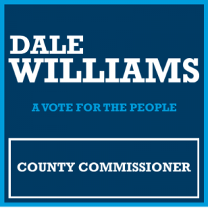 County Commissioner (CPT) - Site Signs