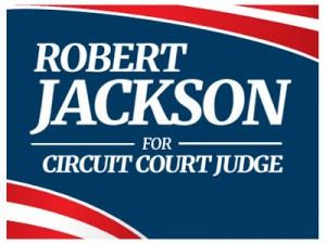 Circuit Court Judge (GNL) - Yard Sign