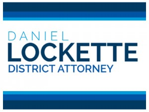 District Attorney (CNL) - Yard Sign