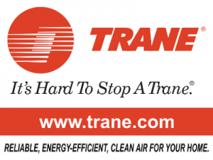 Trane Custom Sign With Wire Frame Demo