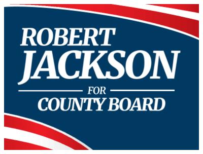 County Board (GNL) - Yard Sign