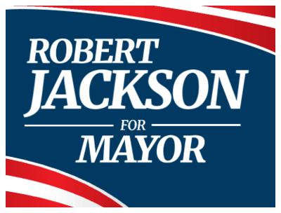 Mayor (GNL) - Yard Sign