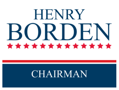 Chairman (LNT) - Yard Sign