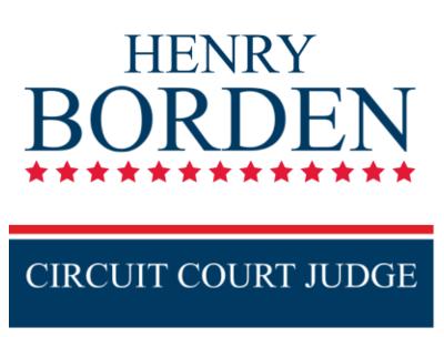 Circuit Court Judge (LNT) - Yard Sign