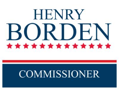 Commissioner (LNT) - Yard Sign
