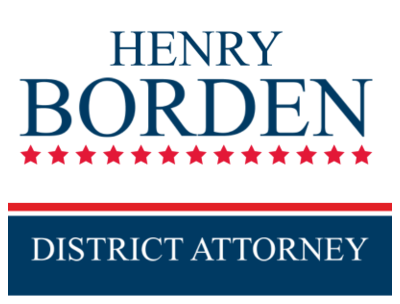 District Attorney (LNT) - Yard Sign