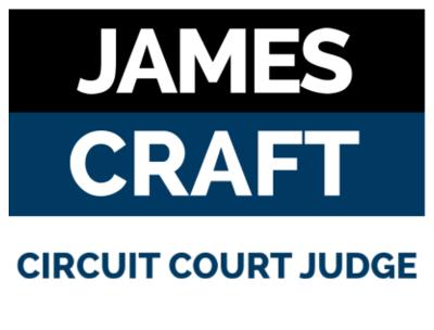 Circuit Court Judge (SGT) - Yard Sign