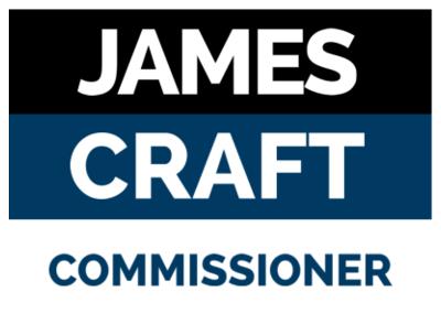 Commissioner (SGT) - Yard Sign