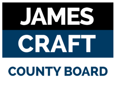 County Board (SGT) - Yard Sign