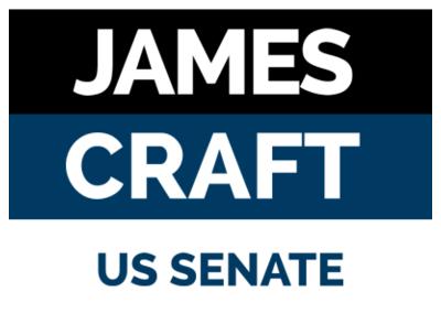 US Senate (SGT) - Yard Sign