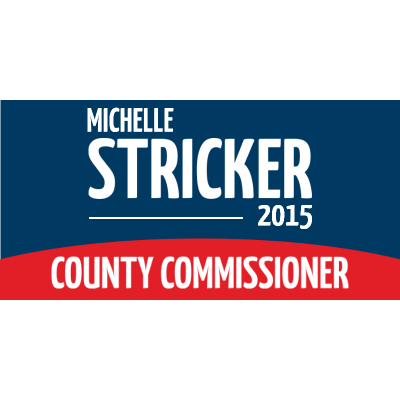 County Commissioner (MJR) - Banners