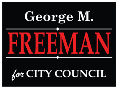 Political Custom Sign 29 - Yard Sign
