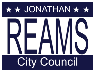 Political Custom Sign 41 - Yard Sign