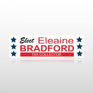 Tax Collector Sticker 1 - Bumper Sticker