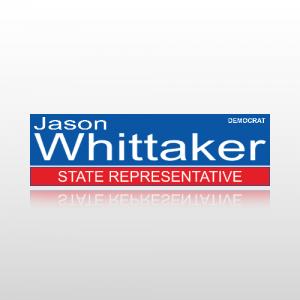 State Representative Sticker 1 - Bumper Sticker