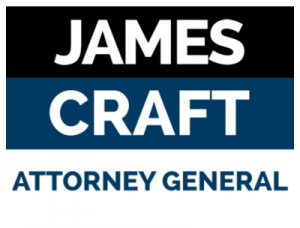 Attorney General (SGT) - Yard Sign