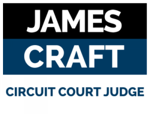 Circuit Court Judge (SGT) - Yard Sign