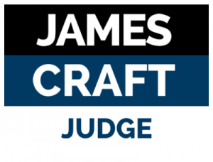 Judge (SGT) - Yard Sign