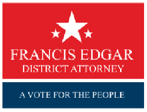 District Attorney (CRL) - Yard Sign