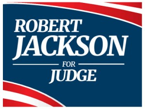 Judge (GNL) - Yard Sign