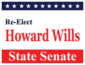 Political Custom Sign 9 - Yard Sign