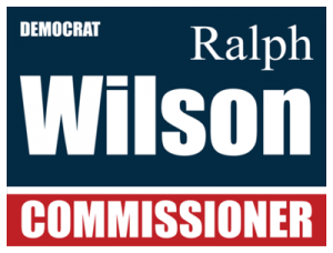 Political Custom Sign 31 - Yard Sign