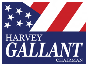 Political Custom Sign 44 - Yard Sign