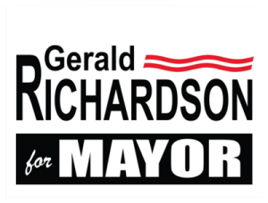 Political Custom Sign 53 - Yard Sign