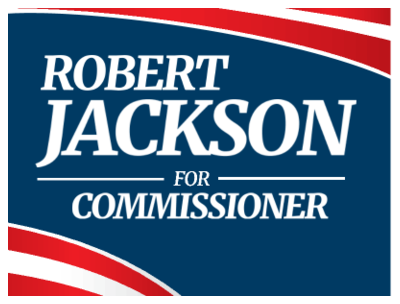 Commissioner (GNL) - Yard Sign