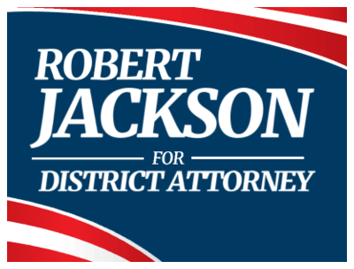 District Attorney (GNL) - Yard Sign