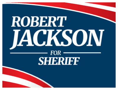 Sheriff (GNL) - Yard Sign