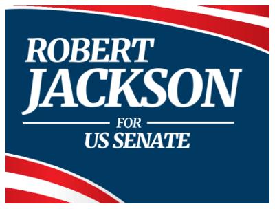 US Senate (GNL) - Yard Sign