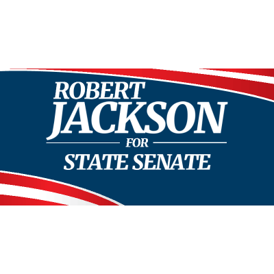 State Senate Political Banners | SpeedySignsUSA