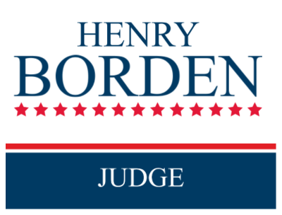 Judge (LNT) - Yard Sign