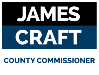 County Commissioner (SGT) - Yard Sign