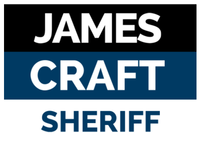 Sheriff (SGT) - Yard Sign