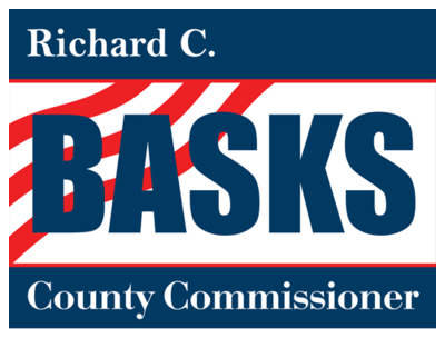 county commissioner political yard signs win with speedysignsusa