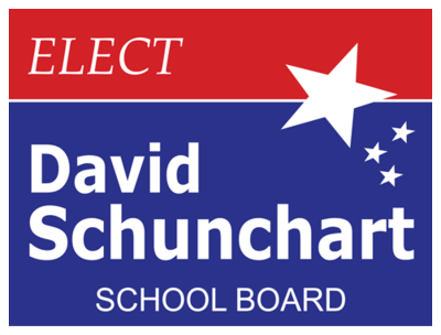 Political Custom Sign 54 - Yard Sign
