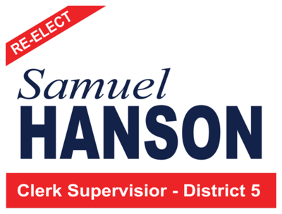 Political Custom Sign 58 - Yard Sign